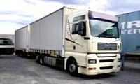 Транспортировка грузов автопоездом